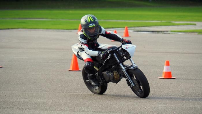 Race-Kids-Motorsport Rookies Nellie Bartels © BDU media