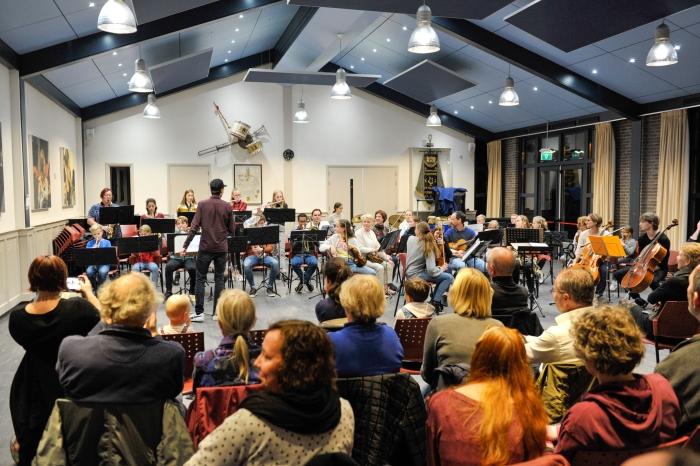 Overzicht concertzaal Theo Bos © BDU Media