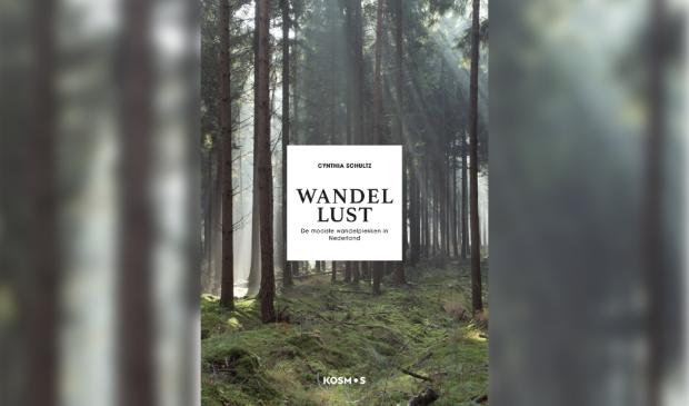 In Wandellust laat lifestyleblogger Cynthia Schultz zien hoe fijn wandelen kan zijn.
