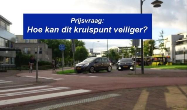 Heb je een idee om het kruispunt veilig te maken?