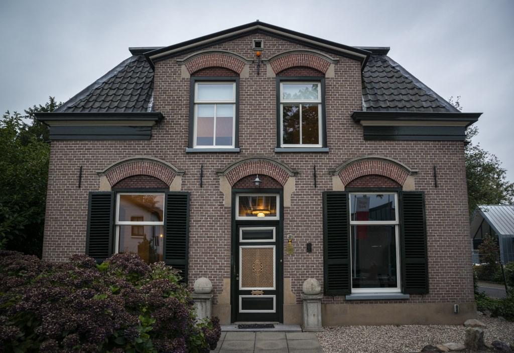 De villa aan de Amersfoortsestraat in Barneveld. Pauw Media © BDU media
