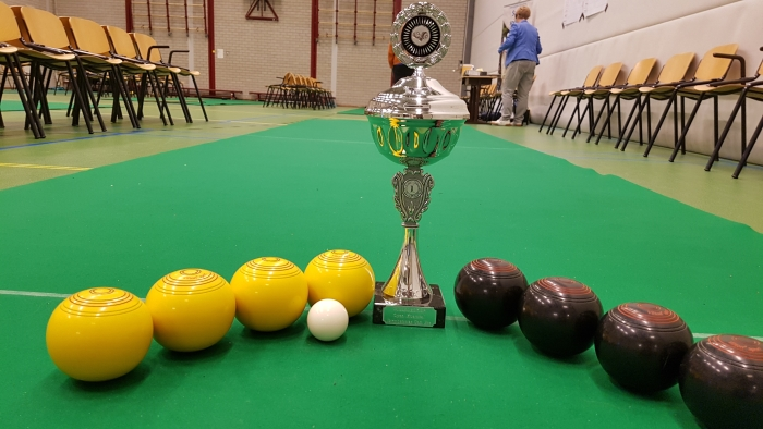 Wie wordt het beste Koersbalteam van de gemeente Ede. Dertien teams strijden op dinsdag 22 oktober in het Kulturhus in Wekerom om die titel.