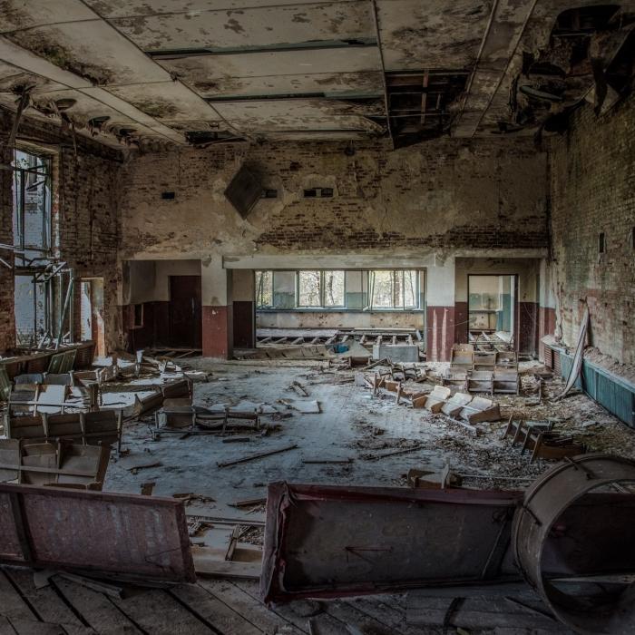 Tsjernobyl schpuwburg willem mourik © BDU Media