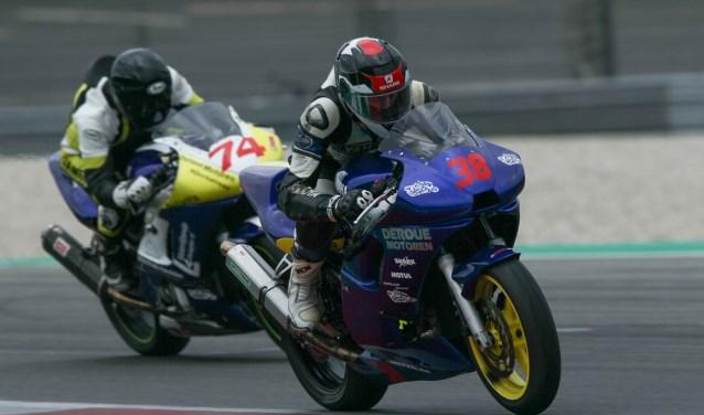 Wegracer Michael Mijnten sloot het seizoen af met een derde plaats op het circuit van Assen.