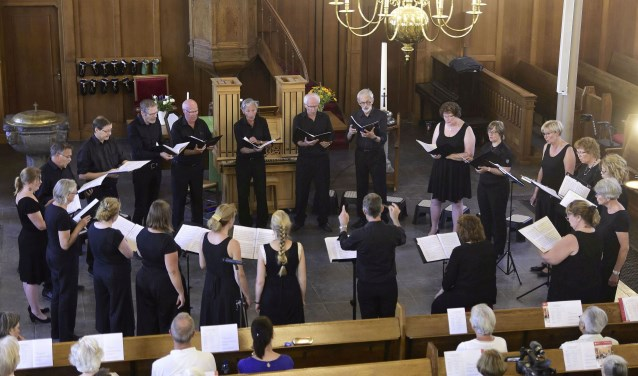 Kamerkoor Vocaliber verzorgt het eerstvolgende Paulusconcert.