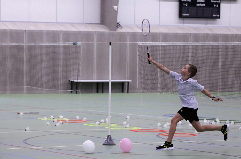 Badminton (Ricochet) Anita van Kooten Niekerk Fotografie © BDU media