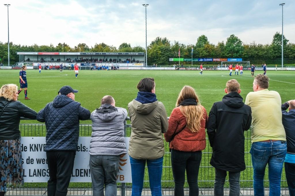 Voetbal Reuni SVH Jan Aukes © BDU media