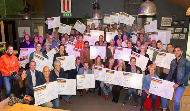 Chequewinnaars uit Amstelveen en omgeving.