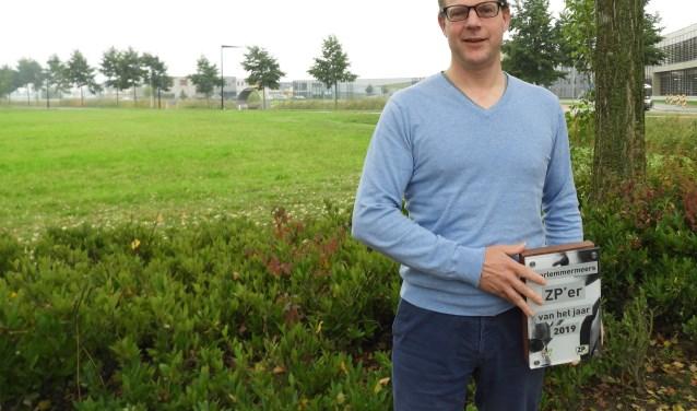 Rob Koning werd uitgeroepen tot Zp'er van het Jaar.