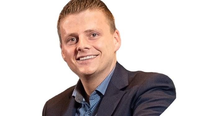 Erik Valster, echtscheidingsadviseur bij Rabobank Gelderse Vallei.