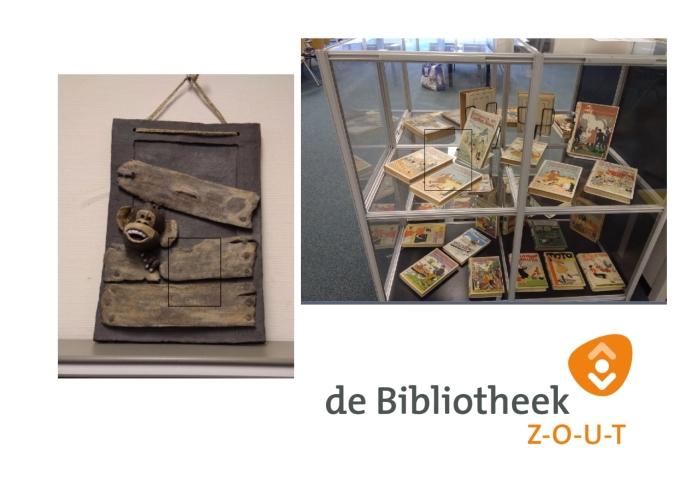 Exposities in de Bibliotheek