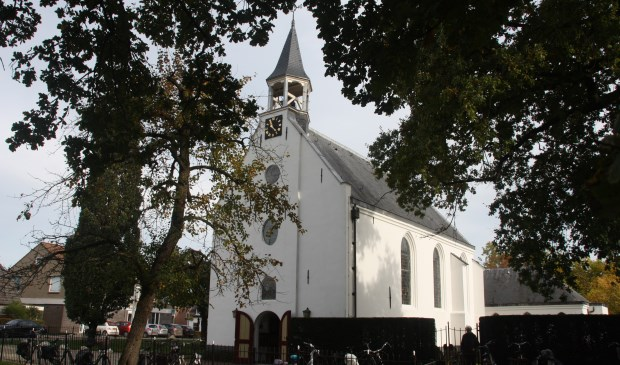 Het Witte Kerkje in Odijk