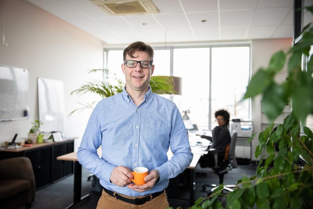 Rob Koning werd uitgeroepen tot Zp'er van het Jaar Martine Goulmy © BDU media