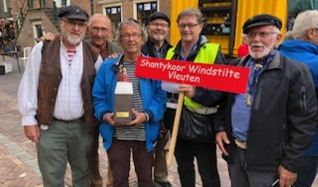 Shantykoor komt in de Loericker Stee Windstilte © BDU media