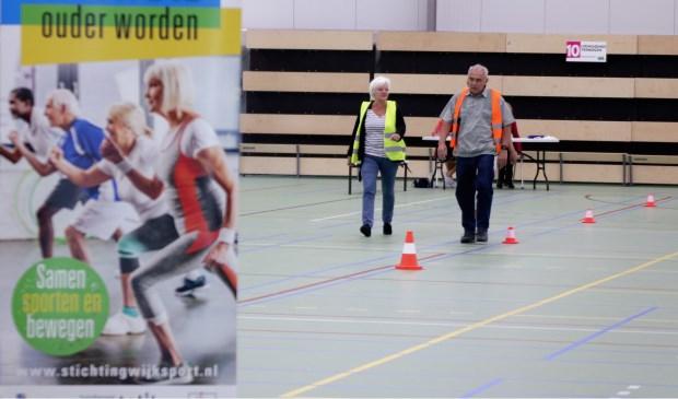 Vitaliteitstest op Sportpark Mariënhoeve