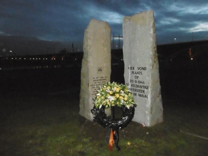 het monument Jan Louvet © BDU