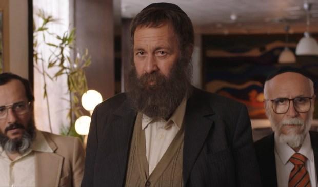 Scène uit 'The Unorthodox', de openingsfilm van het Seret Film Festival.