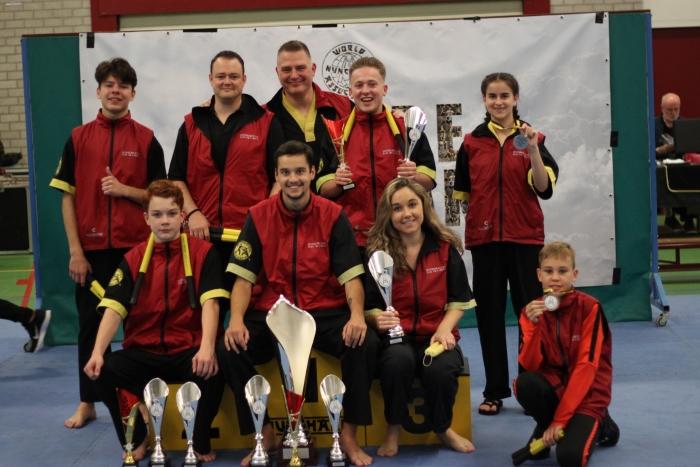 Topteam de Jong Sports
