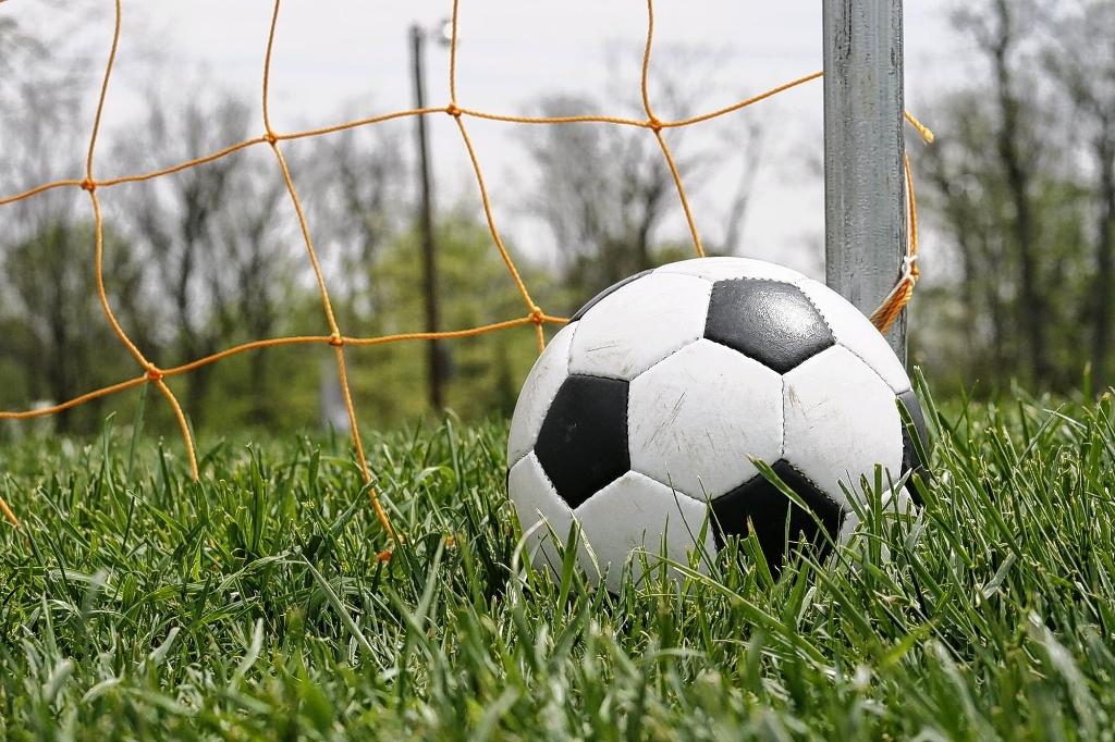 Voetbal stock, stock, goal BDU media © BDU Media