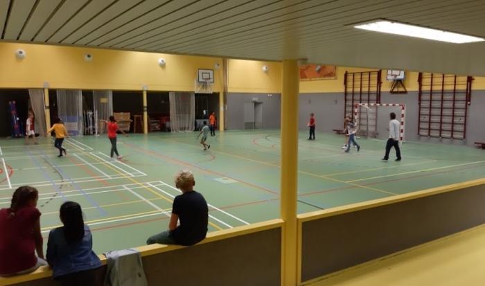 Zaalvoetbal Club 8
