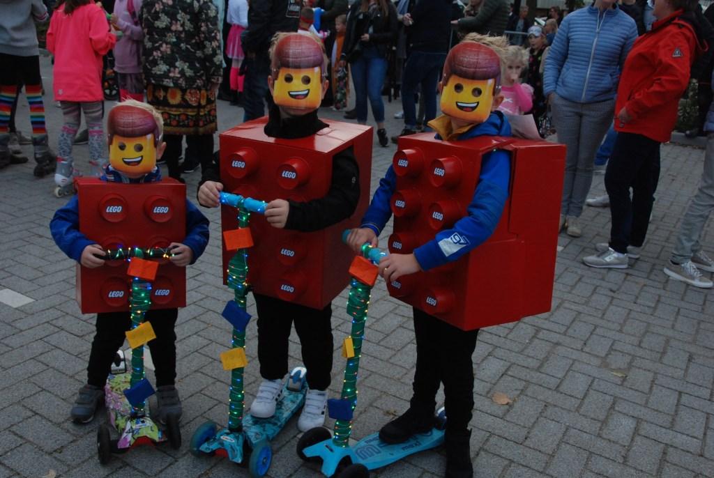De Legoblokjes werden winnaar bij de individuele deelnemers. Adriaan Hosang © BDU media