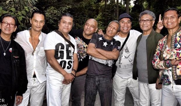 De Nederlands-Molukse groep Massada is één van de groepen die komt optreden.