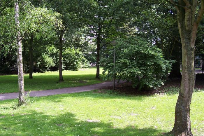 Park Zonnehof enige jaren geleden