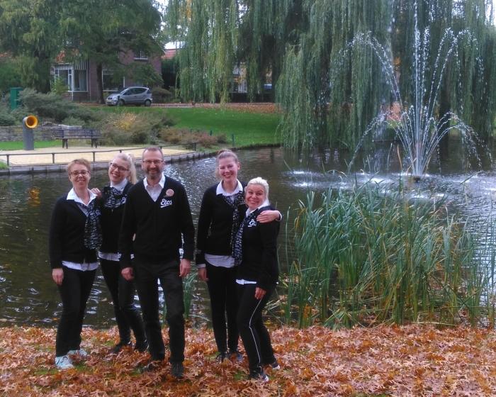 Het team van Etos Driebergen