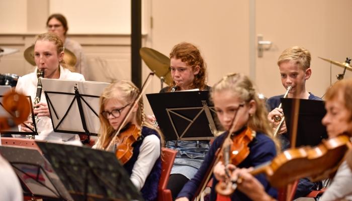 Jeugd Merwe Sinfonietta Theo Bos © BDU Media