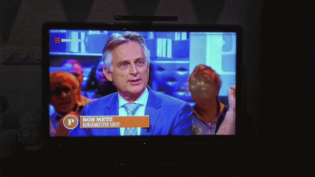 Bij Paauw, over ondermijning door criminelen in Soest en de rol die de burger kan spelen. import © BDU media