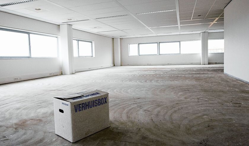 De meeste 'transformatiehuizen' kwamen voort uit voormalige kantoorpanden.