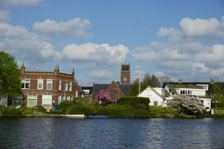 Protestantse Kerk Halfweg Marjo Bart © BDU media