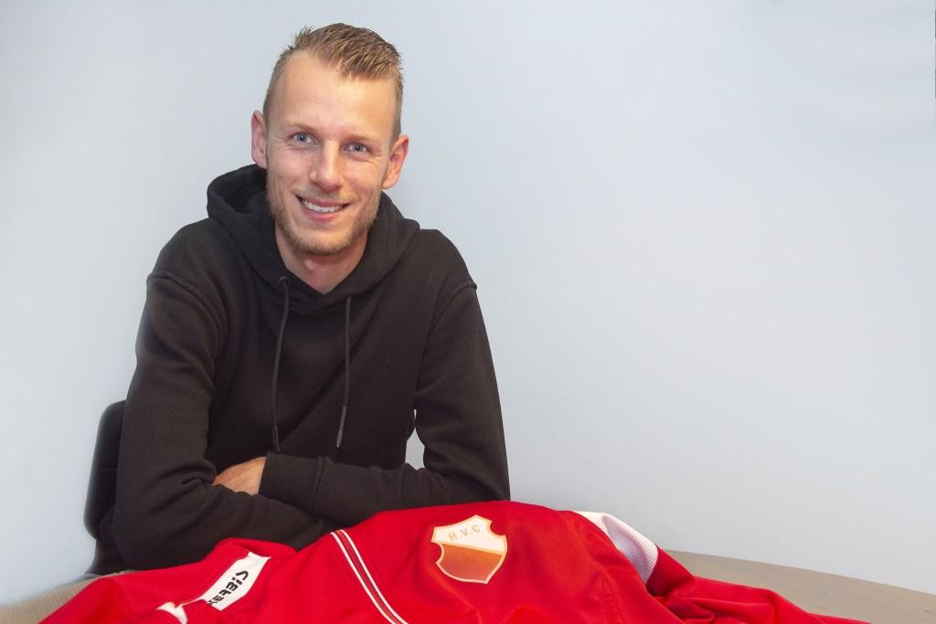Marciano Rijnders botste in het verleden vaak met trainers en hoopt dat nu bij HVC te voorkomen.