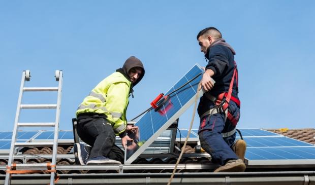 <p><br>Sinds 2017 is het aantal woningen met zonnepanelen in de gemeente zonnepanelen in Haarlemmermeer toegenomen met 73 procent.</p>