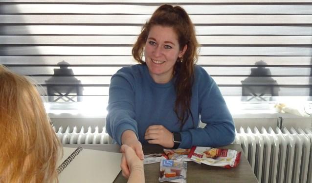 Lilly Huijbreghts: ,,Wie het PowerSlim programma volgt, heeft altijd resultaat.''