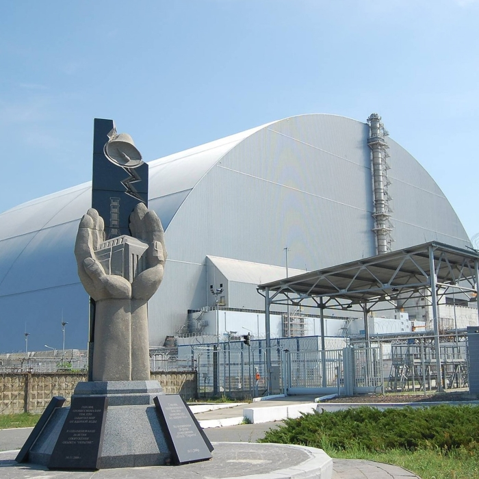 sarcofaag tsjernobyl wikipedia internet © BDU Media