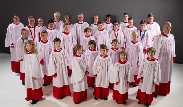Het Roder Jongenskoor brengt op vrijdag 13 december in de Edesche Concertzaal 'A Festival of Lessons of Carols'.