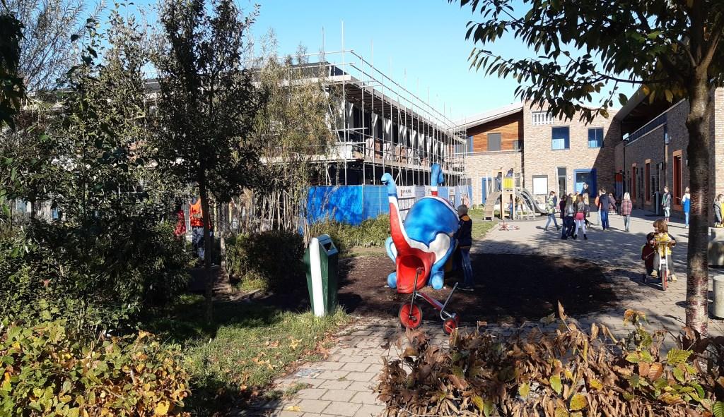 Gezondheidscentrum vlakbij Anne Frankschool Kuun Jenniskens © BDU media