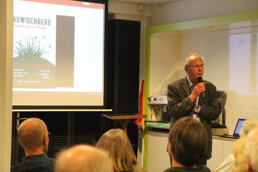 Frank Berendse vertelt Hannie van de Veen © BDU media