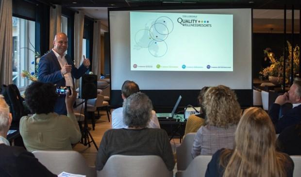 Op dinsdagochtend 29 oktober organiseerden het WerkgeversServicepunt regio Amersfoort en Thermen Soesterberg een speedmeet voor regionale werkzoekenden.