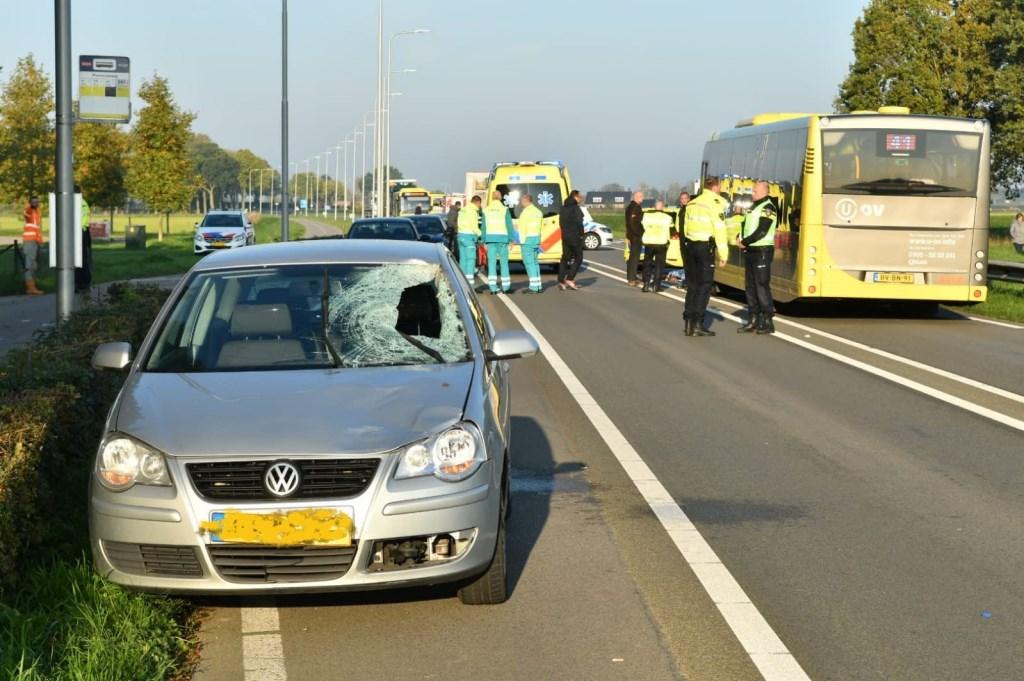 Een tragisch ongeluk in Werkhoven