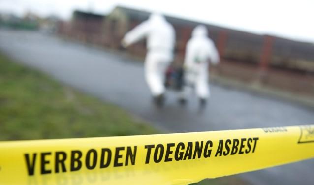 Nog veel asbestdaken in en om Nijkerk - Stad Nijkerk