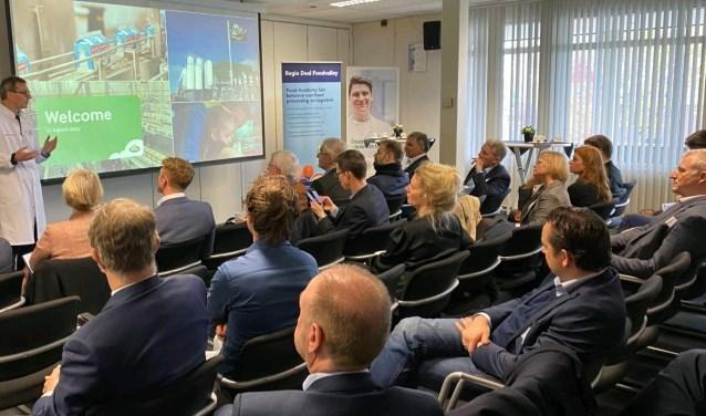 Deense delegatie brengt werkbezoek aan gemeente Nijkerk - Stad Nijkerk