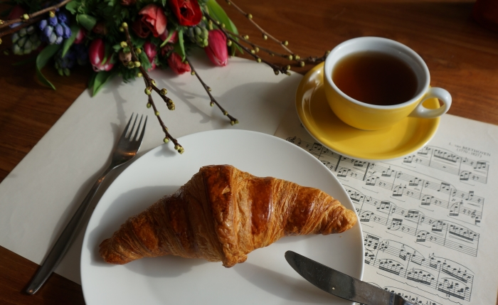 Ontbijten met klassieke muziek in De Observant