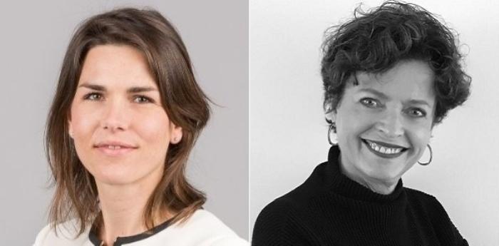 Kirsten Botman en Marianne Heeremans