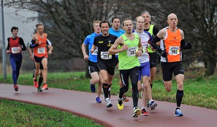 De zestiende Koude Polderloop door loopgroep2000 en Running2000