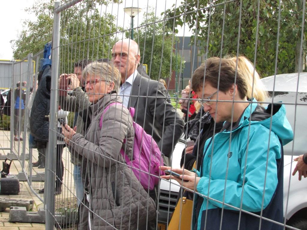 Wethouder van Dalen was ookj aanwezig Hanna Koops © BDU media