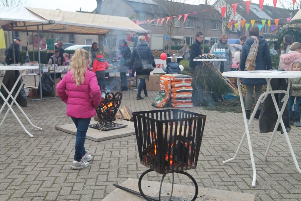 enkele vuurkorven Hannie van de Veen © BDU media