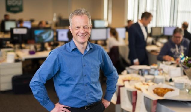 Directeur Heiko Imelman van BDU Media: ,,Is er toekomst voor de lokale journalistiek? Jazeker!! En dat zeg ik ook niet zomaar.''
