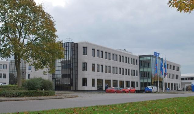 De nieuwe huisvesting van SKF aan de Meidoornkade